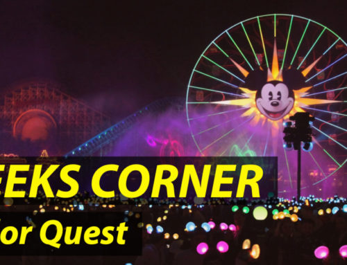 Color Quest – GEEKS CORNER – Episode 922 (#440)