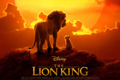 All New Look at The Lion King Revealed During the Oscars