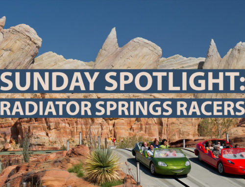 Sunday Spotlight: Radiator Springs Racers