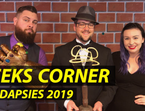 THE DAPSIES 2019 – GEEKS CORNER – Episode 921 (#439)