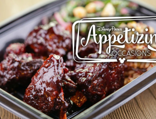 Appetizing Occasions at Disney Parks Coming to Disneyland and Walt Disney World Resort Next Month