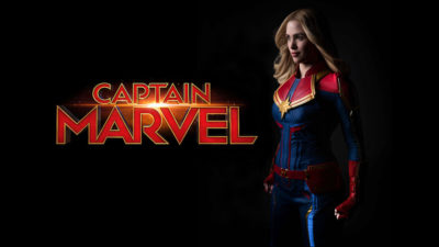Captain Marvel to Go Higher, Further, Faster at Disney California Adventure Park, Shanghai Disneyland and Disneyland Paris Next Month