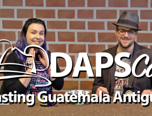 Tasting Guatemala Antigua – Introducing Our New DAPSCaf Series