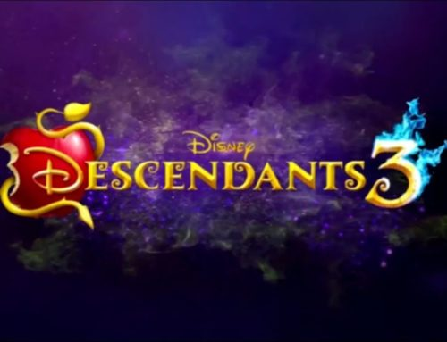 "New Teaser and Synopsis for Disney Channel's ""Descendants 3"" Released"