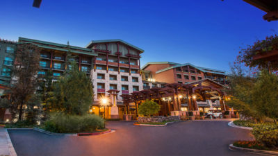 Disneyland Resort's Grand Californian Hotel & Spa Honored With Forbes Travel Guide 2019 Star Award