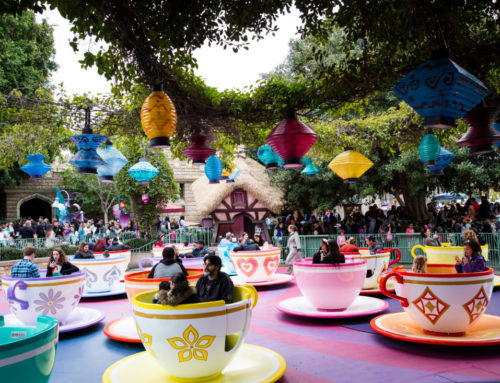 Undiscovered Disneyland Photo Spots