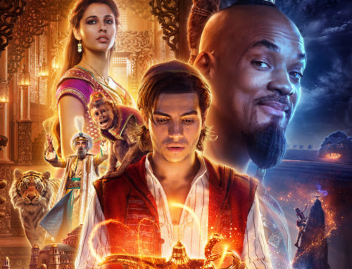 "Disney's ""Aladdin"" Reveals Official Trailer Before May 24 Theatrical Release"