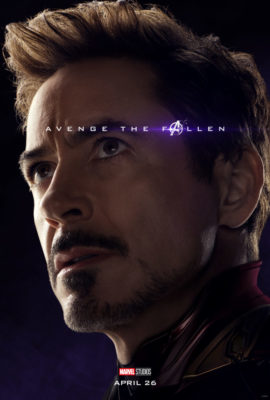 "Marvel Studios ""Avengers: Endgame"" Gets All-New Character Posters Featuring the Losses of Infinity War"