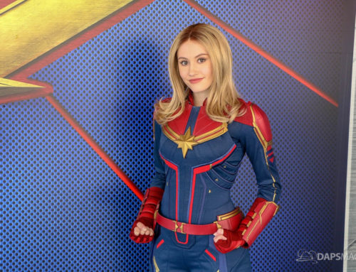 Go Higher, Further, Faster as Captain Marvel Now Meets Guests in Disney California Adventure