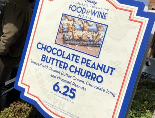 Hidden Food Items of the Disney California Adventure Food and Wine Festival – And What is Sip and Savor Eligible