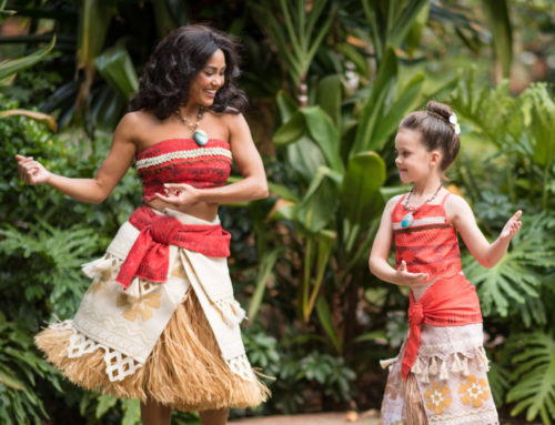Painted Sky: HI Style Studio Opens for Magical Makeovers at Aulani, A Disney Resort & Spa