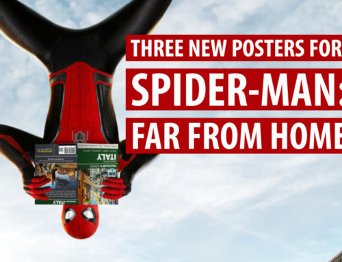 Three New Spider-Man: Far From Home Posters Revealed