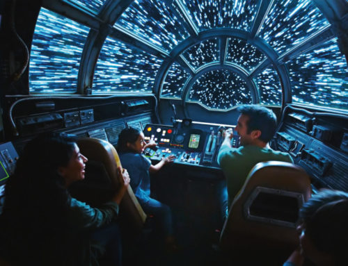 Learn How to Fly the Millennium Falcon Ahead of Galaxy's Edge Summer Opening