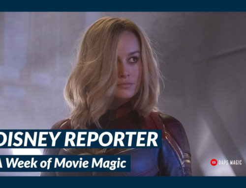 A Week of Movie Magic – DISNEY Reporter
