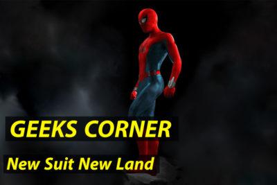 New Suit New Land- GEEKS CORNER - Episode 926 (#444)