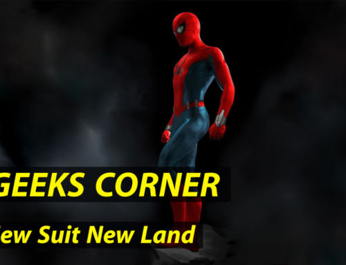 New Suit New Land – GEEKS CORNER – Episode 926 (#444)