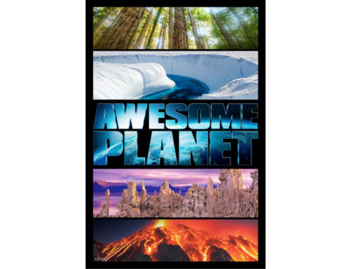 """Awesome Planet"" On-Screen Experience Coming to the Land Pavilion at Epcot in Walt Disney World Resort"