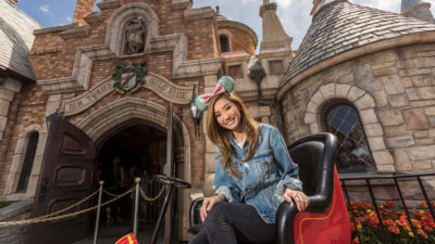 Brenda Song Making Return to Disney Channel with Animated Series Amphibia