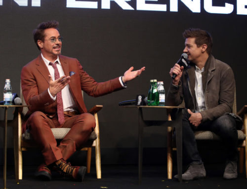 Pictorial: Marvel Studios' Avengers: Endgame Stars Thrill Fans at South Korea Special Event!