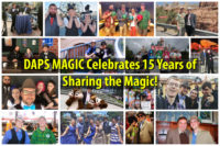 DAPS MAGIC Celebrates 15 Years of Sharing the Magic