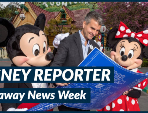 Runaway News Week – DISNEY Reporter
