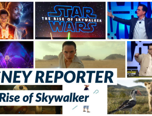 The Rise of Skywalker – DISNEY Reporter