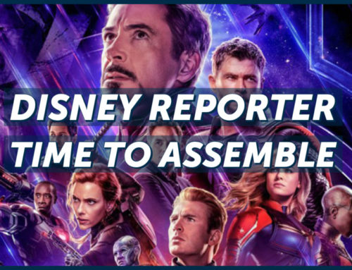 Time to Assemble – DISNEY Reporter