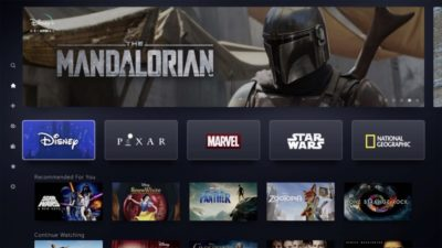The Walt Disney Company Details All-New Disney+ Streaming Service at 2019 Investor Day