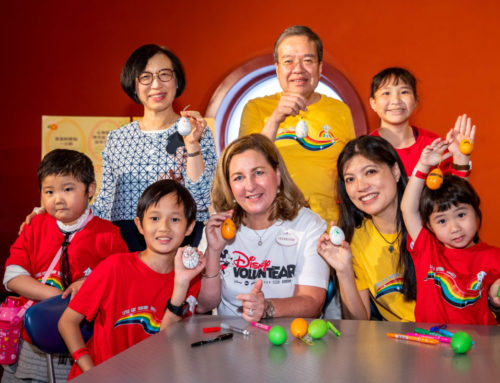 Little Life Warriors go all-in at Hong Kong Disneyland EGGventure
