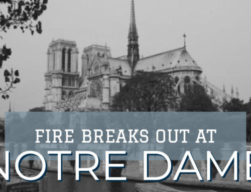 Notre Dame Cathedral, Setting for Disney's Hunchback of Notre Dame, Suffers From Devastating Fire