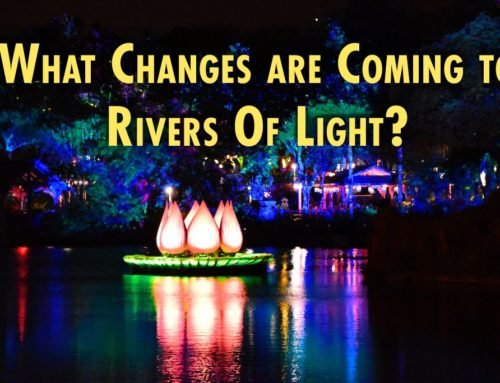 Changes Coming to Rivers of Light at Disney's Animal Kingdom This Summer