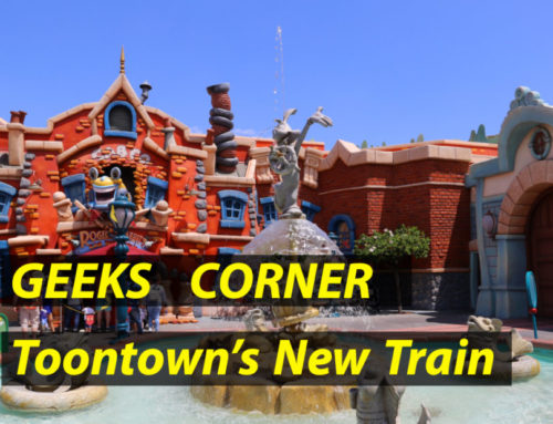 Toontown's New Train – GEEKS CORNER – Episode 930 (#448)