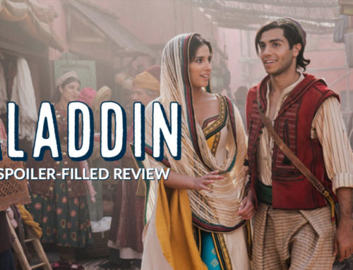 The True Magic of Aladdin Shines Through the Fun it Has!  – DAPS MAGIC Review (SPOILERS)