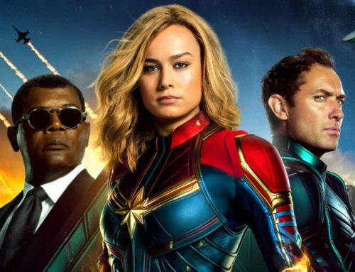 Get Excited About Captain Marvel Available on Digital Today with an All-New Trailer