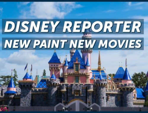 New Paint New Movies – DISNEY Reporter