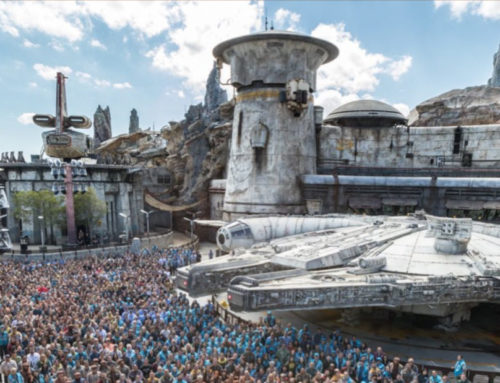 Disneyland Resort President Josh D'Amaro Introduces the Inhabitants of Batuu at Star Wars: Galaxy's Edge