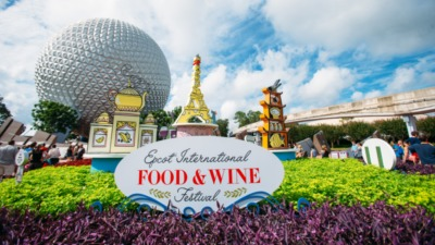 24th Epcot International Food & Wine Festival Expands to 87 Days Global Dining Delights and Festival Fun on Tap Aug. 29-Nov. 23