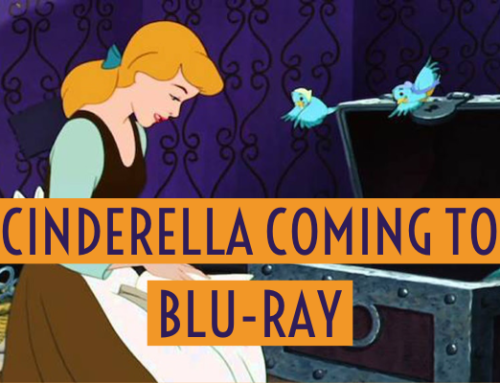 Cinderella: Anniversary Edition Coming to Homes Around the World On Digital and Movies Anywhere June 18 and on Blu-ray™ June 25