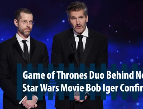 Game of Thrones Duo Behind Next Star Wars Movie Bob Iger Confirms