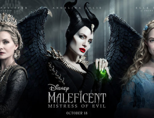 Disney Releases Triptych Poster for Maleficent: Mistress of Evil