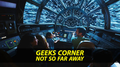 Not So Far Away - GEEKS CORNER - Episode 935 (#453)