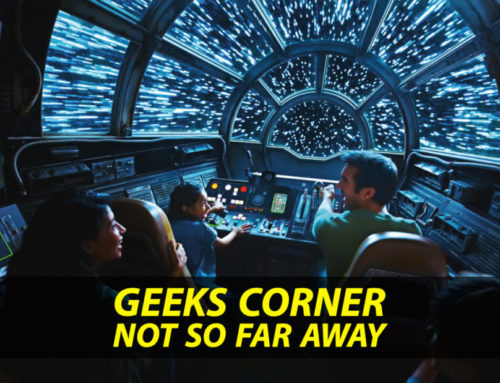 Not So Far Away – GEEKS CORNER – Episode 935 (#453)