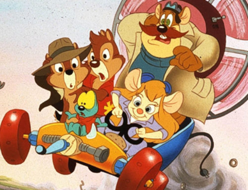 "The Walt Disney Company's Live-Action ""Chip 'n Dale: Rescue Rangers"" Gets a Director in Lonely Island's Akiva Schaffer"