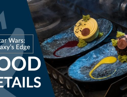 Details Released for Food in Star Wars: Galaxy's Edge – Take A Look at What's Being Offered!
