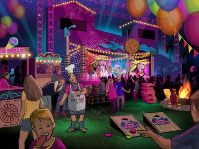 Knott's Berry Farm Has Exciting Summer 2019 In Store for Guests With Summer Nights and Calico River Rapids