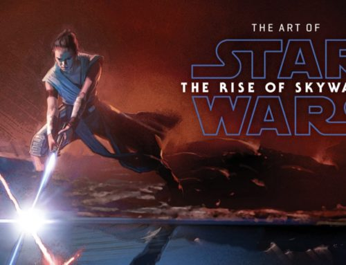 Art of Star Wars: The Rise of Skywalker Announced for December Release