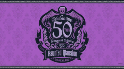 50 years of Haunted Mansion