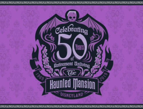 Celebrate 50 Years of Haunted Mansion with Special Events at Disneyland Park this Summer
