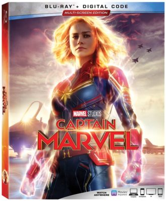 Marvel Studio's Captain Marvel