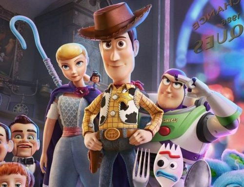 Toy Story 4 Coming to Homes Digitally Oct. 1st and on Blu-ray™ and 4K UHD™ on Oct. 8th